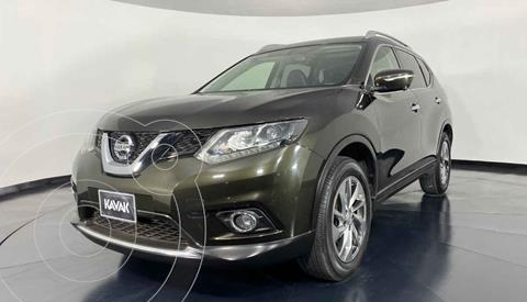 Nissan X-Trail Exclusive 2 Row usado (2015) color Verde precio $272,999