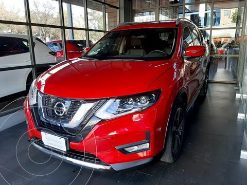 Nissan X-Trail Exclusive 2 Row usado (2019) color Rojo precio $415,000