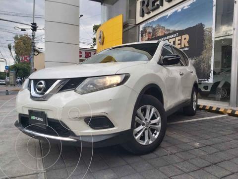 Nissan X-Trail Sense 2 Row usado (2016) color Blanco precio $235,000