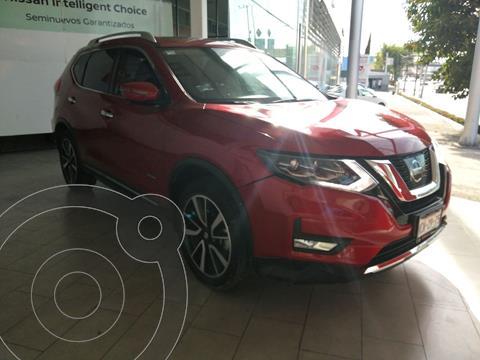 Nissan X-Trail Exclusive 2 Row Hybrid usado (2019) color Rojo precio $452,000