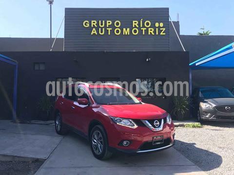 Nissan X-Trail Exclusive 2 Row usado (2016) color Rojo precio $269,000