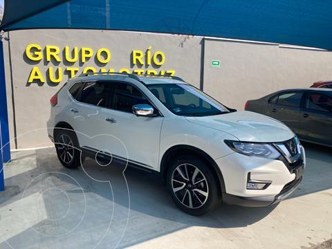 Nissan X-Trail Exclusive 2 Row usado (2018) color Blanco precio $369,000