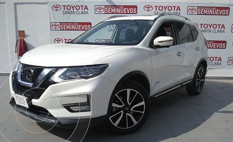 Nissan X-Trail Exclusive 2 Row Hybrid usado (2019) color Blanco precio $465,000