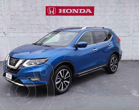 Nissan X-Trail Exclusive 3 Row usado (2019) color Azul precio $459,900