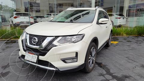 Nissan X-Trail Advance 2 Row usado (2019) color Blanco precio $415,000