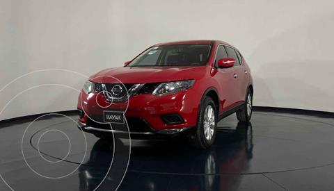 Nissan X-Trail Sense 3 Row usado (2016) color Rojo precio $267,999