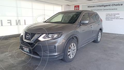 Nissan X-Trail Sense 2 Row usado (2018) color Gris Oscuro precio $315,000