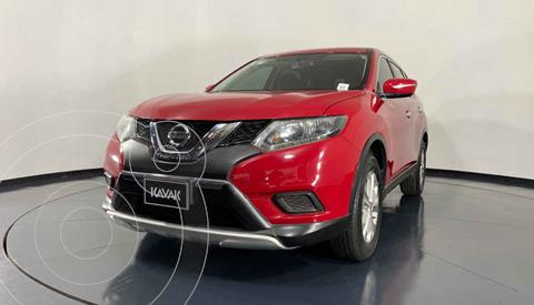 Nissan X-Trail Exclusive 2 Row usado (2015) color Rojo precio $247,999