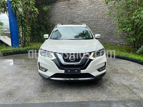 Nissan X-Trail Exclusive usado (2018) color Blanco precio $379,000