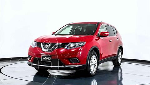 Nissan X-Trail Sense 2 Row usado (2016) color Rojo precio $284,999