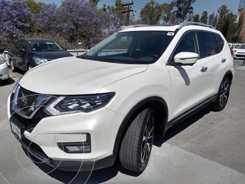 Nissan X-Trail Exclusive 3 Row usado (2019) color Blanco precio $395,000