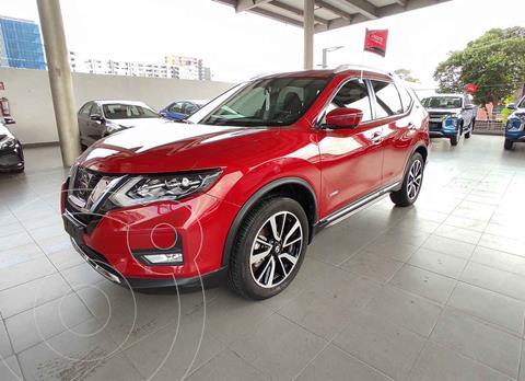 Nissan X-Trail Exclusive 2 Row Hybrid usado (2019) color Rojo precio $500,000