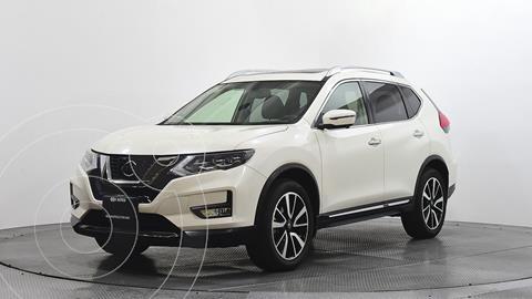 Nissan X-Trail Exclusive 2 Row usado (2018) color Blanco precio $379,209