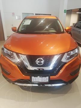 Nissan X-Trail Sense 2 Row usado (2020) color Naranja precio $405,000