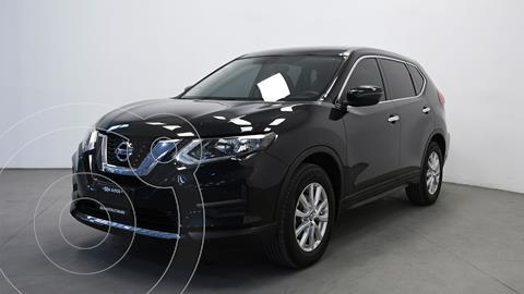 Nissan X-Trail Sense 2 Row usado (2019) color Negro precio $328,000