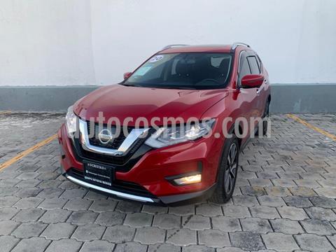 Nissan X-Trail Exclusive 2 Row usado (2020) color Rojo precio $490,000
