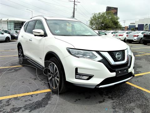 Nissan X-Trail Exclusive 2 Row Hybrid usado (2019) color Blanco precio $548,713