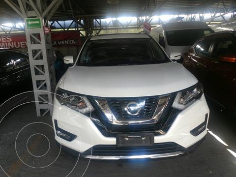 Nissan X-Trail Exclusive 2 Row usado (2018) color Blanco precio $339,000