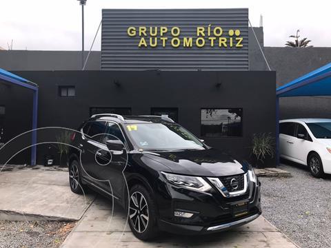 Nissan X-Trail Exclusive 2 Row usado (2019) color Negro precio $429,000