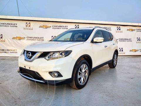 Nissan X-Trail Exclusive 2 Row usado (2016) color Blanco precio $268,000