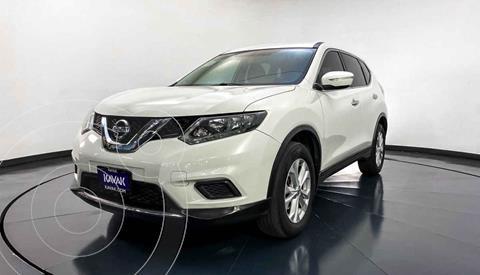 Nissan X-Trail Sense 2 Row usado (2015) color Blanco precio $252,999