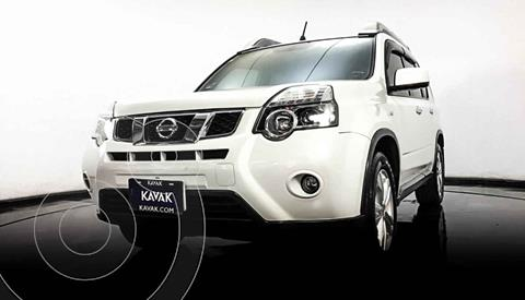 Nissan X-Trail Advance Piel usado (2014) color Blanco precio $217,999
