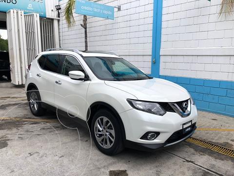 Nissan X-Trail Advance 2 Row usado (2015) color Blanco precio $254,000