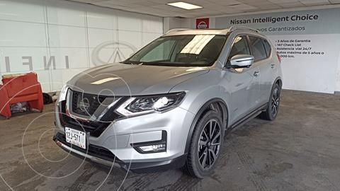 Nissan X-Trail Exclusive 2 Row Hybrid usado (2020) color Plata Dorado precio $545,000