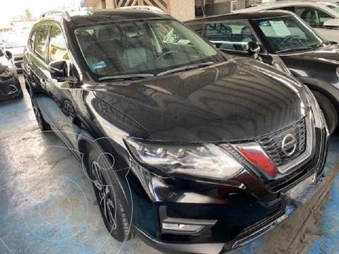 Nissan X-Trail Exclusive 2 Row usado (2018) color Negro precio $362,000