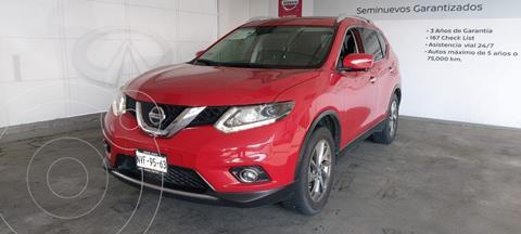 Nissan X-Trail Exclusive 2 Row usado (2015) color Rojo precio $250,000