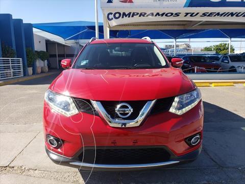 Nissan X-Trail Advance 2 Row usado (2016) color Rojo precio $260,000
