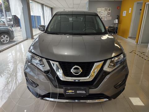 Nissan X-Trail Sense 2 Row usado (2019) color Plata Dorado precio $346,900
