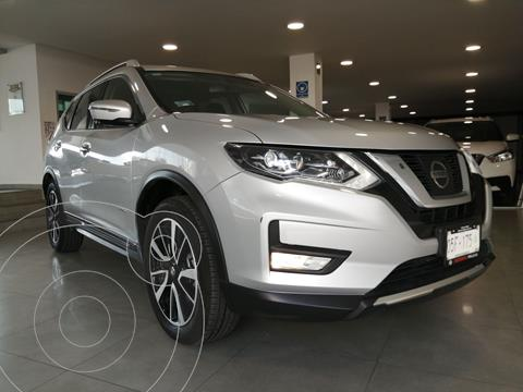 Nissan X-Trail Exclusive 2 Row Hybrid usado (2019) color Plata precio $559,800