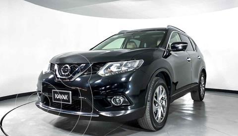 Nissan X-Trail Exclusive 2 Row usado (2015) color Negro precio $279,999