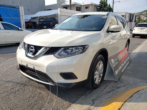 Nissan X-Trail Sense 2 Row usado (2017) color Blanco precio $274,000