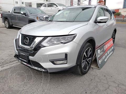Nissan X-Trail Exclusive 2 Row usado (2019) color Plata precio $428,000