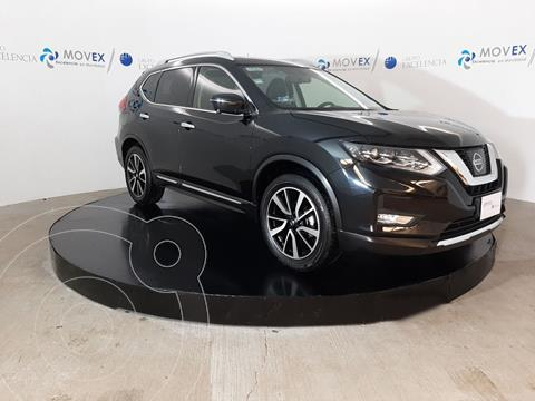 Nissan X-Trail Exclusive 2 Row usado (2020) color Negro precio $499,000