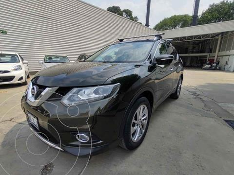 Nissan X-Trail Exclusive 2 Row usado (2015) color Verde precio $265,000