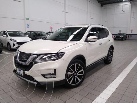 Nissan X-Trail Exclusive 3 Row usado (2019) color Blanco precio $488,000