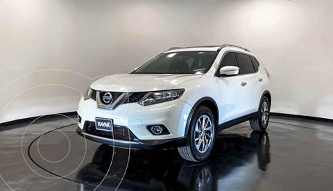 Nissan X-Trail Advance 2 Row usado (2015) color Blanco precio $272,999