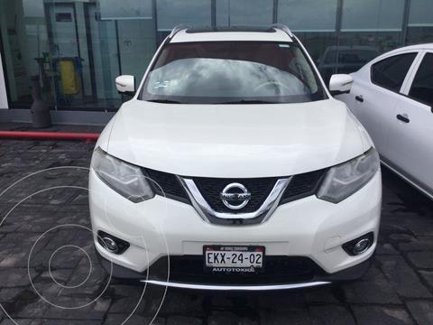 Nissan X-Trail Exclusive usado (2016) color Blanco precio $258,000