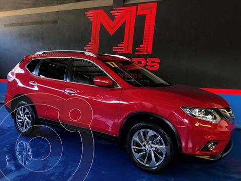 Nissan X-Trail Advance 2 Row usado (2017) color Rojo precio $295,500
