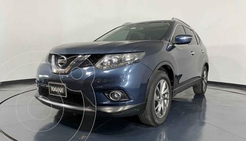 Nissan X-Trail Exclusive 2 Row usado (2015) color Azul precio $274,999
