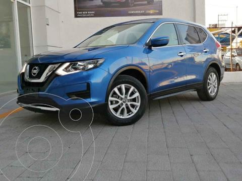 Nissan X-Trail Sense 2 Row usado (2019) color Azul precio $315,000