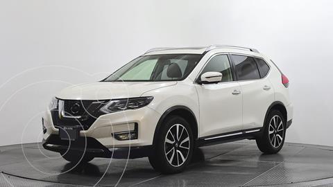 Nissan X-Trail Exclusive 2 Row usado (2018) color Blanco precio $391,776
