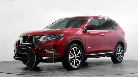 Nissan X-Trail SLX 2.5L Lujo Aut  usado (2019) color Rojo precio $480,000