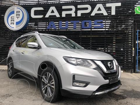 Nissan X-Trail Advance 2 Row usado (2018) color Plata Dorado precio $349,000