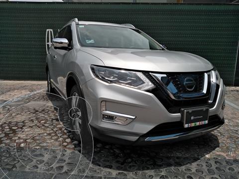 Nissan X-Trail Exclusive 3 Row usado (2019) color Plata precio $445,000