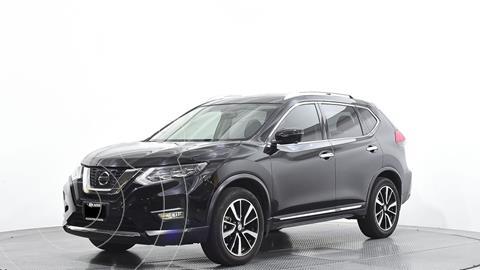 Nissan X-Trail Exclusive 2 Row usado (2019) color Negro precio $433,000