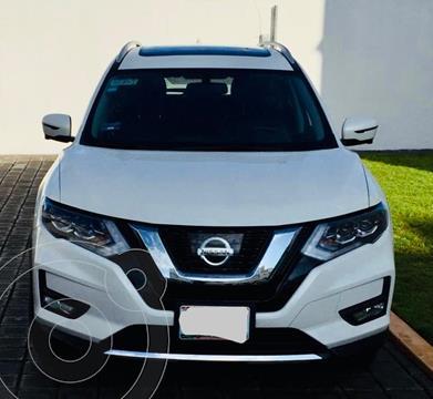 Nissan X-Trail Exclusive 3 Row usado (2018) color Blanco Perla precio $369,000